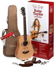 Taylor Taylor Swift Signature Baby Taylor Acoustic Guitar Pack Natural