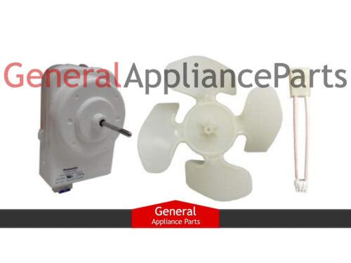 KitchenAid Whirlpool Refrigerator Evaporator Fan Motor W10124096VP W10130108