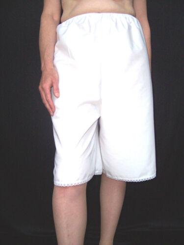 """24/"""" crème blanche ou noir 100/% Coton Culotte Slip Taille Slip /> 24/"""" finition"""