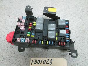 06 ford f250 f350 super duty dash fuse box power distribution relay rh ebay com 1999 Ford F-250 Fuse Box Diagram 1999 Ford F-250 Fuse Box Diagram