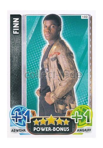 Force Attax Movie 4-102-Finn-Power-Bonus
