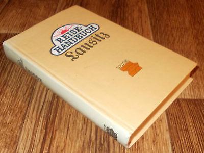 tourist reise handbuch lausitz - ddr 1985 1980er jahre
