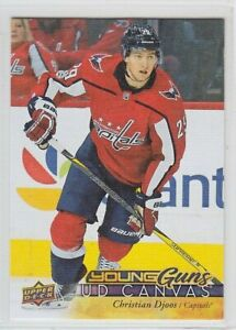 2017-18-UD-SERIES-CANVAS-CHRISTIAN-DJOOS-RC-YOUNG-GUNS-ROOKIE-YG-Upper-Capitals