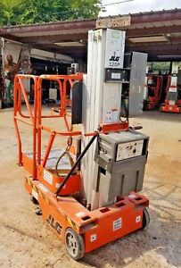 JLG-12SP-Personnell-Lift-Genie-18-039-working-height-Manlift-Lift-Stock-Picker