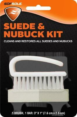 Nubuck Cleaning Brush Kit for Shoes