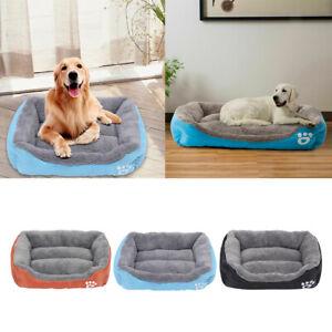 Hund-Bett-Kissen-Waschbar-Haustierbett-Waermematte-fuer-Katzen-und-Hunde