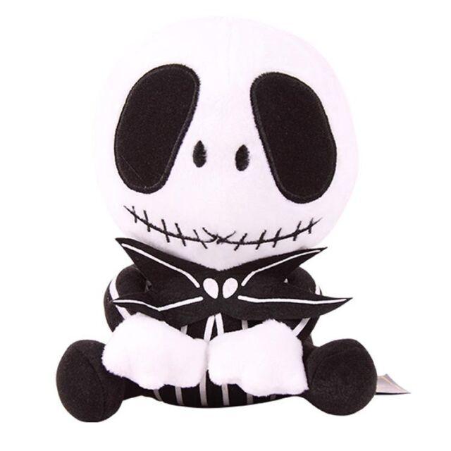 The Nightmare Before Christmas Jack Skellington Stuffed Doll 8