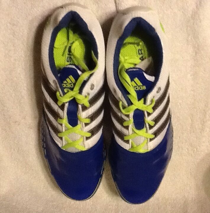 NIB Adidas Allround Jumpstar Track Shoes & Field Cleats Athletic Shoes Track Size 12 Men's 4fe089
