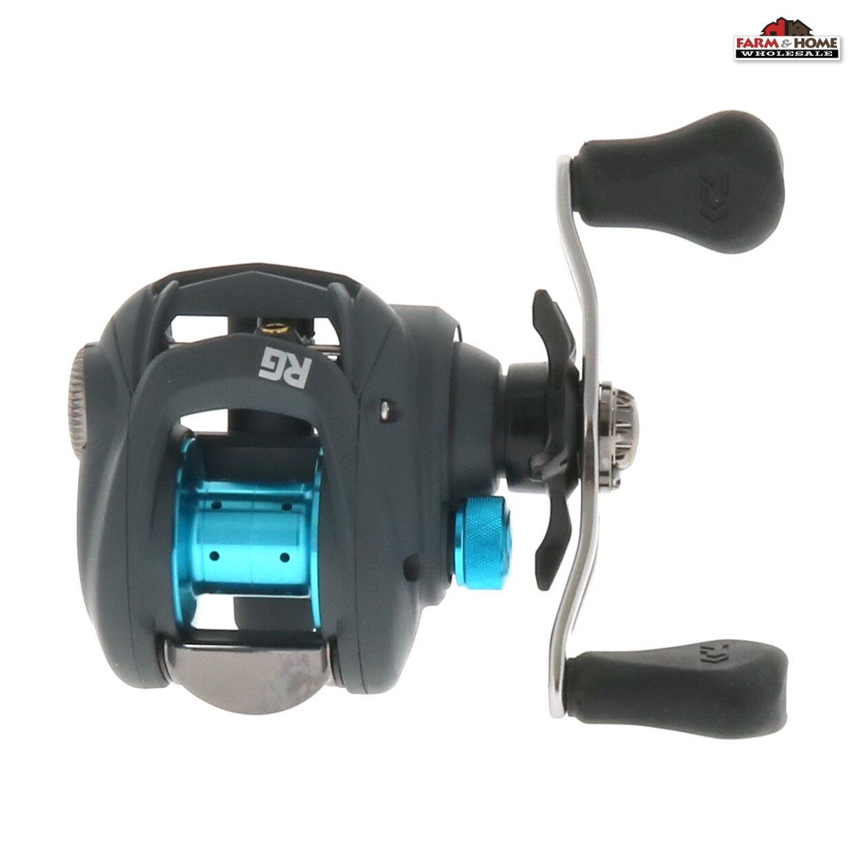 Daiwa RG Baitcasting Fishing Reel 6.3 1   RG 100H  New  most preferential