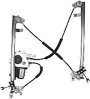 Lève vitre avant gauche-VAN WEZEL 4327267