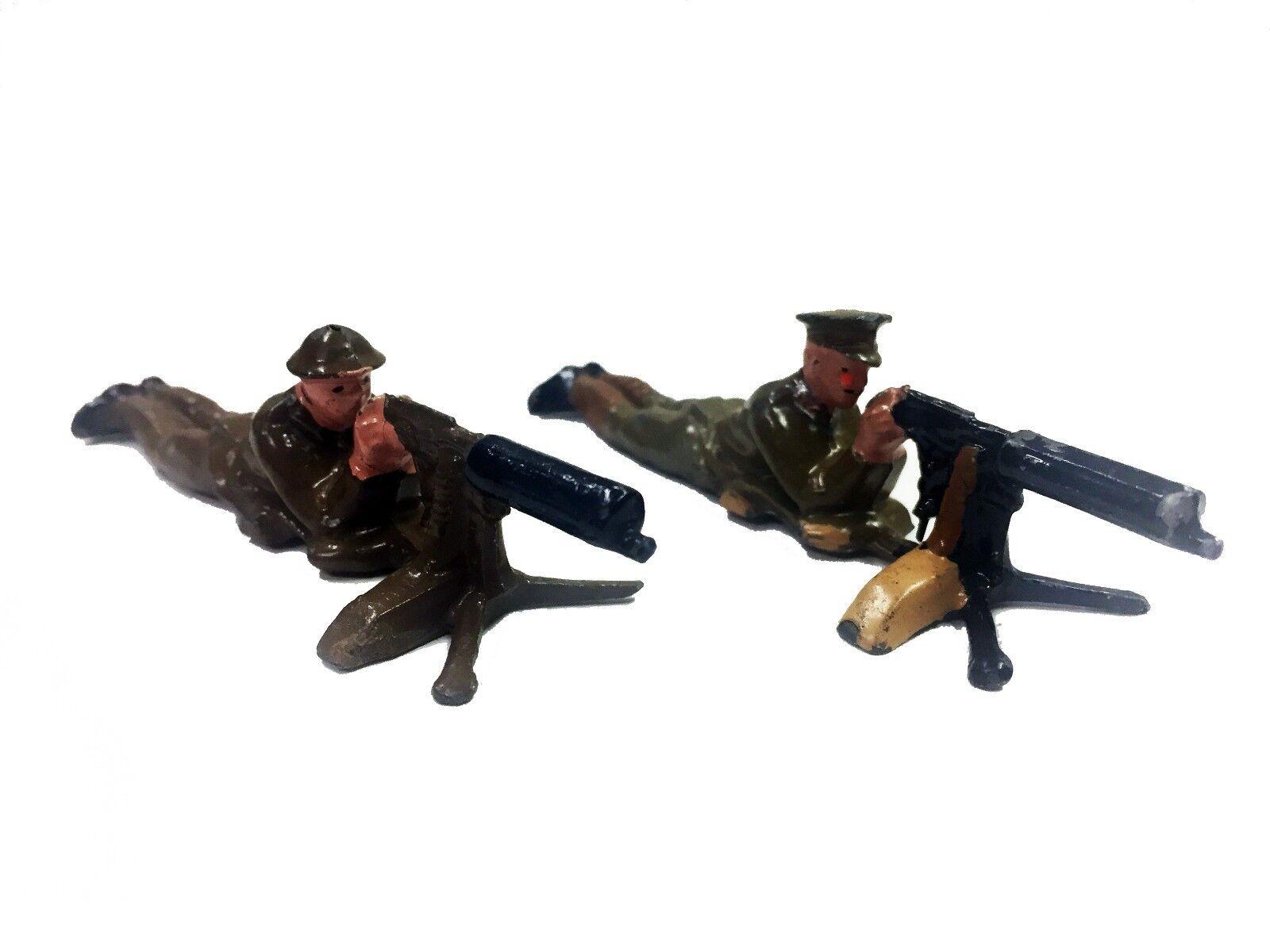 Britians Nº 341 británico ametralladora sección Conjunto de 6