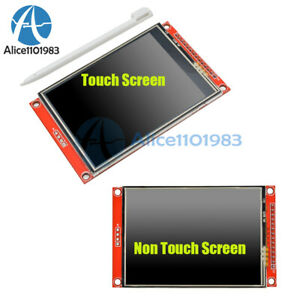 3.2 Inch 320*240 SPI Serial TFT LCD Module Display Screen Touch Panel ILI9341