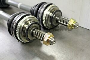 EGHAX Entry Level Axle Set for F or H-Series Engine Swap Hasport