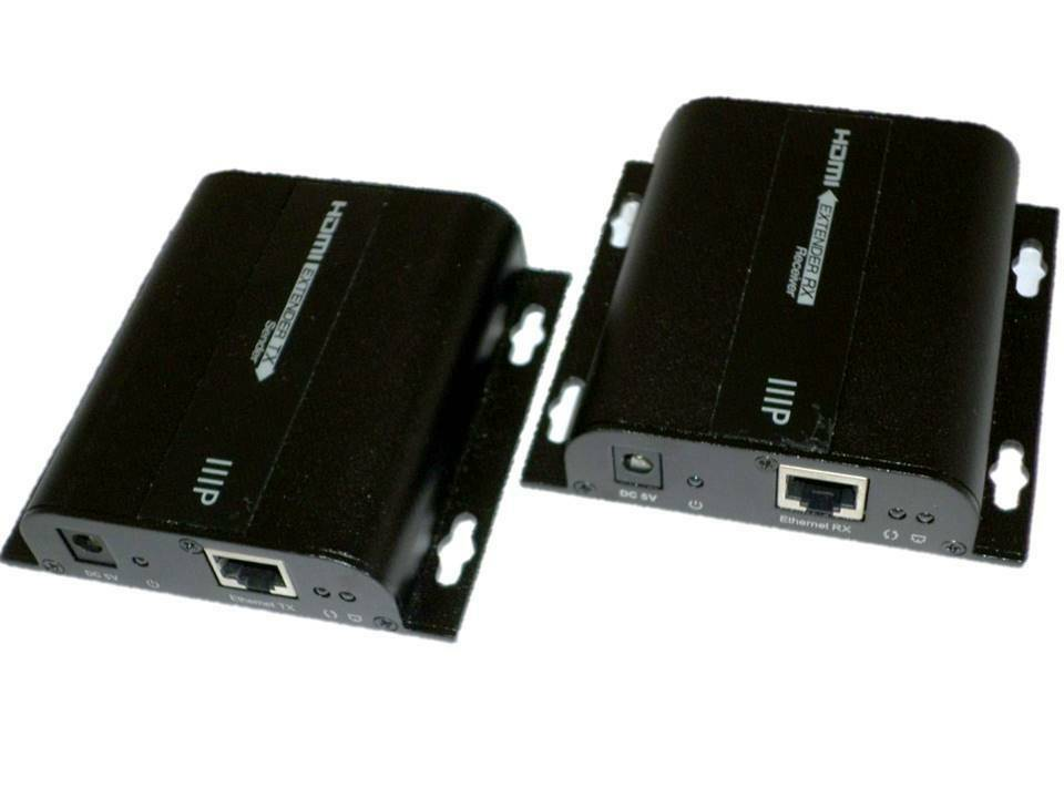 Replacement For PARTS-14158 BITPATH AV HDMI OVER ETHERNET EXTEND KIT