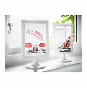 Details About Ikea Tolsby 4x6 Standing Frame Double Side Frame White For Party Wedding