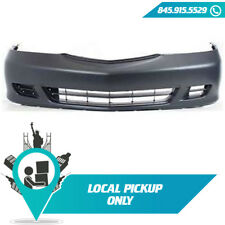 Front Bumper Cover Plastic Primed For Odyssey 99-04