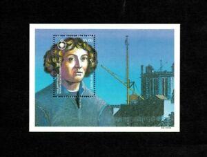 GRENADA 1993 - SC#2200 - In Memorium of Copernicus - Souvenir Sheet - MNH
