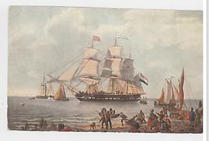 193-Barcos-amp-Barcos-Paises-Bajos-H-vettewinkel-1809-1876