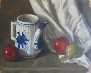 Limited to one piece Still life (original oil painting) In