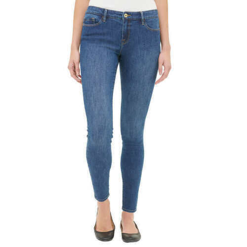 mucho Traer Calle principal  Tommy Hilfiger Moulante Womens SKINNY Jeans 12r for sale online   eBay