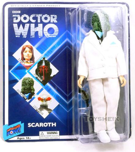Doctor Who s4 Scaroth figure Bif Bang Pow 012501