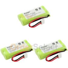 3x Cordless Phone Battery for Vtech LS6205 LS6215 LS6225 LS6226 LS6245 VS6121