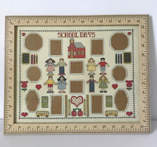 School Days Picture Frame Mat Kindergarten Through 12th Grade K 12
