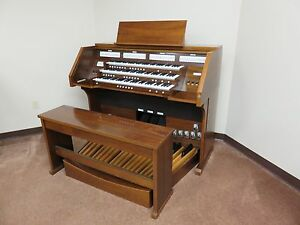 Used baldwin a260c home or church organ 3 manual for Classic house organ bass
