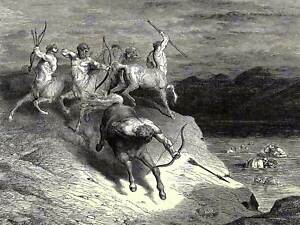 Gustave-Dore-Inferno-Canto-12-OLD-MASTER-ART-PAINTING-PRINT-1227oma