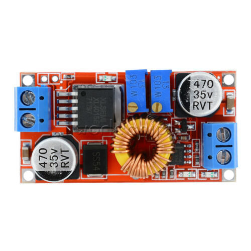 5A DC to DC CC CV Lithium Battery Step Down Charging Board Led Power Converter