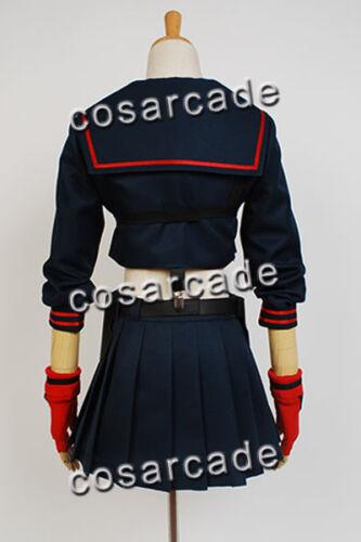 KILL La KILL Ryuko Ryuuko Matoi Senketsu Suit Cosplay Costume Uniform Outfit