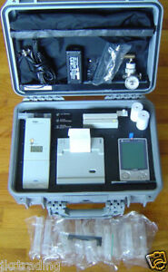 Portable Breathalyzer Test >> Drager EPAS Draeger Alcotest Breathalyzer Drager 7410 Plus Alcohol Percent Test | eBay