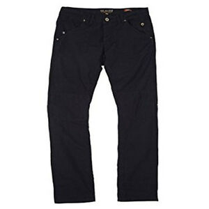Duck and Cover Ackrint  Straight Leg Chino -Deep Navy