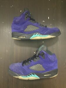 Size 9 - Jordan 5 Retro Alternate Grape 2020