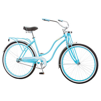 26 in Schwinn Women's Sheba Cruiser Bike, Light Blue