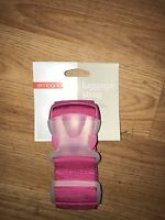 Pink Embark Luggage Strap Secure Travel Woven Heavy Duty Easy To Spot