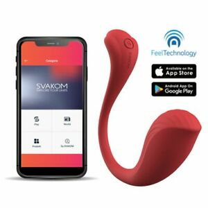 SVAKOM Connexion Series Phoenix Neo App Controlled Vibrator Spiel Von Paar