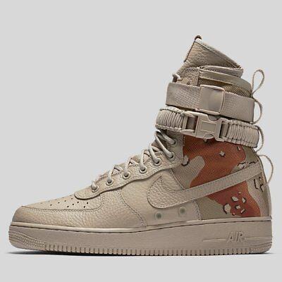 Nike Special Forces Air Force 1 QS SF AF1 Desert Camo Size 13. 864024 202 jordan   eBay