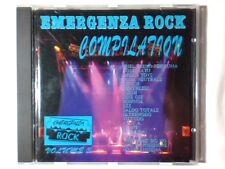 Cd Emergenza rock compilation vol. 3 NOSFERATU DREAM TOYS ZONA NEUTRALE KITSCH