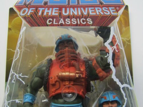 Mattel MOTUC MOTU Masters of the Universe Classic Man at Arms