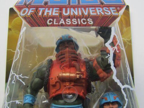 Mattel MOTUC MOTU Masters of the Universe Classic Man at Arms