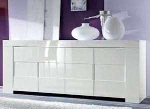 Credenza Moderna Rovere : Credenza moderna modello eos ante sportelli soggiorno salotto