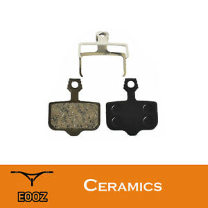 BIKEIN 4 Pairs Mountain Bike Disc Brake Pads For Avid Elixir R//CR//SRAM X0 XX DB1