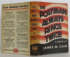 a summary of the postman always rings twice by james m cain And brief analysis of the postman always rings twice by james m cain james m cain's the postman always rings twice the postman always rings twice summary.
