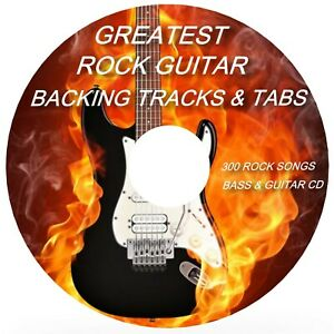 BACKING TRACKS GREATEST HITS BEST OF ROCK ELO BASS /& GUITAR TAB CD TABLATURE