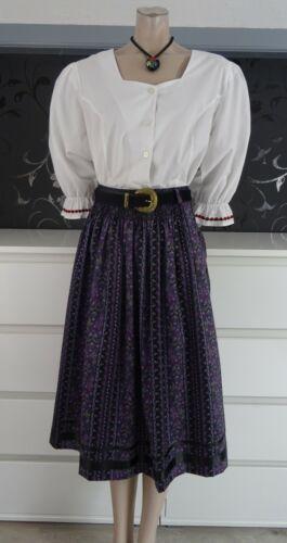 Dirndl Skirt German Austrian Blouse Belt Outfit 12