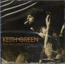 Keith Green - The Live Experience CD, New & Sealed