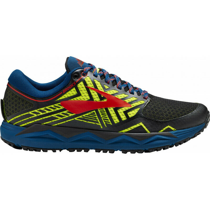 Mens Brooks Caldera 2 Mens Trail Running shoes  - bluee 1  fast delivery