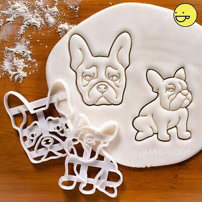 Sugarcraft Frenchy-French Bulldog Cookie Cutter French Bulldog Dog