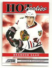 2011-12 Score SP Brandon Saad